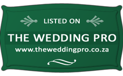 The wedding pro
